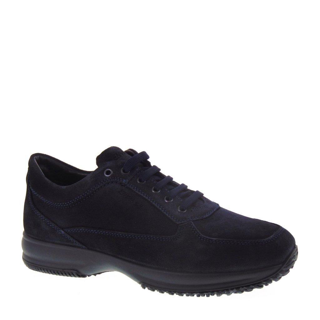 Enval Camoscio Blu Notte Uomo 16894 Soft In Invernale Sneakers zSqUpVM