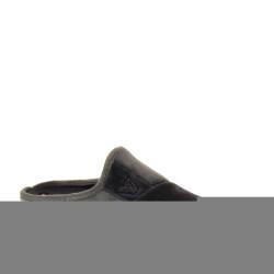 Pantofole Invernali Uomo in Panno Caldo della VALLEVERDE 26801 Grigio