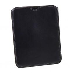 Portaipad a tasca in pelle sintetica nera