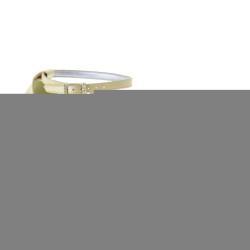 ELATA S2913 - Scarpe Sposa Pelle Avorio Perlato, da Campionario, tacco 7 cinturino caviglia