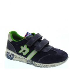 Sneakers Estate blu con allacciatura elasticizzata per bambini Blaike 5Mwx5AAkx