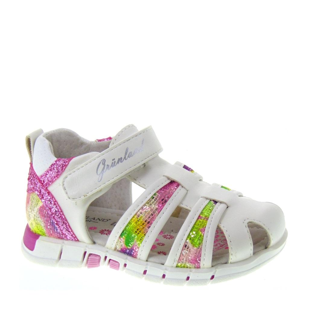 nuovi prodotti per famoso marchio di stilisti beni di consumo Sandali Bimba Primi Passi GRUNLAND Oran PP0208-35 in ...