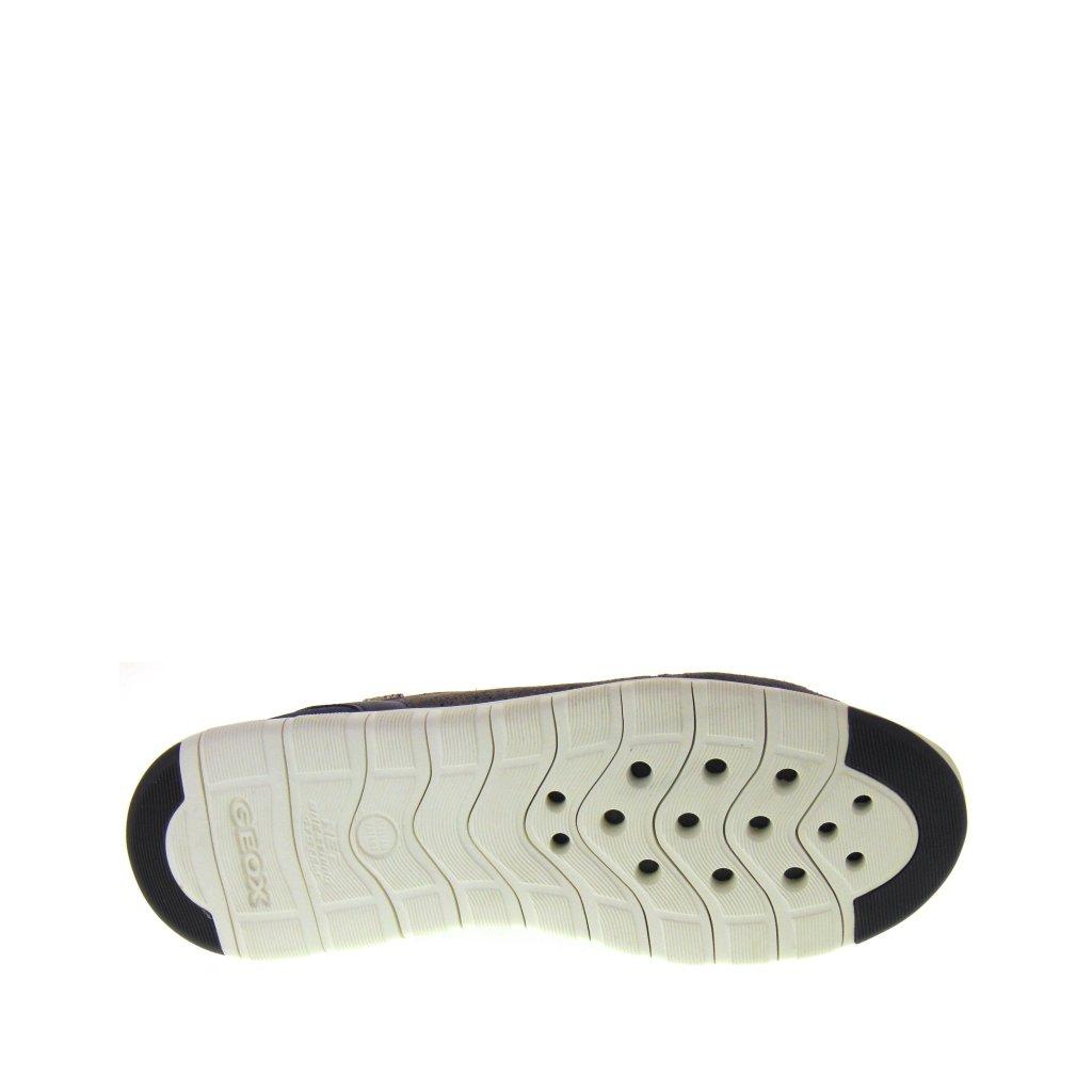 ... GEOX Xunday 2 FIT B U720DB 02211 C9AB4 Sneakers estive uomo in Camoscio  Antracite con 2 79ddf9928d3