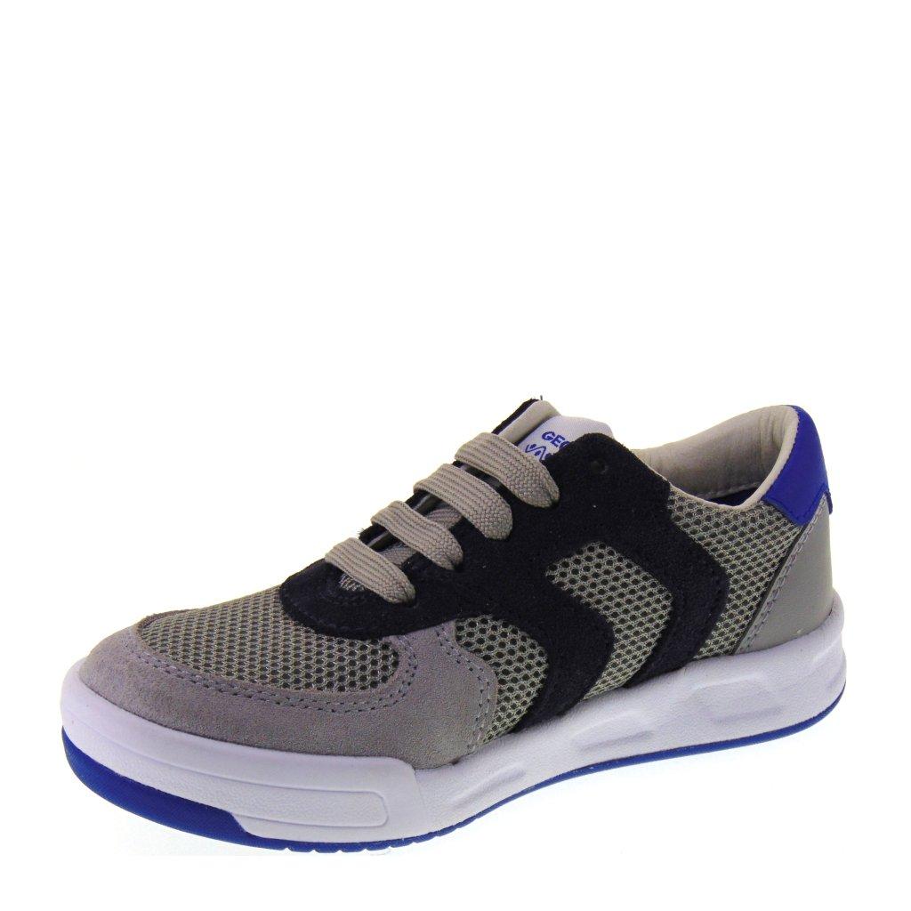 Sneakers grigie con stringhe per bambini Geox Original Escoger Una Mejor Línea 2018 Nueva Línea Eastbay En Línea XwpUoYc