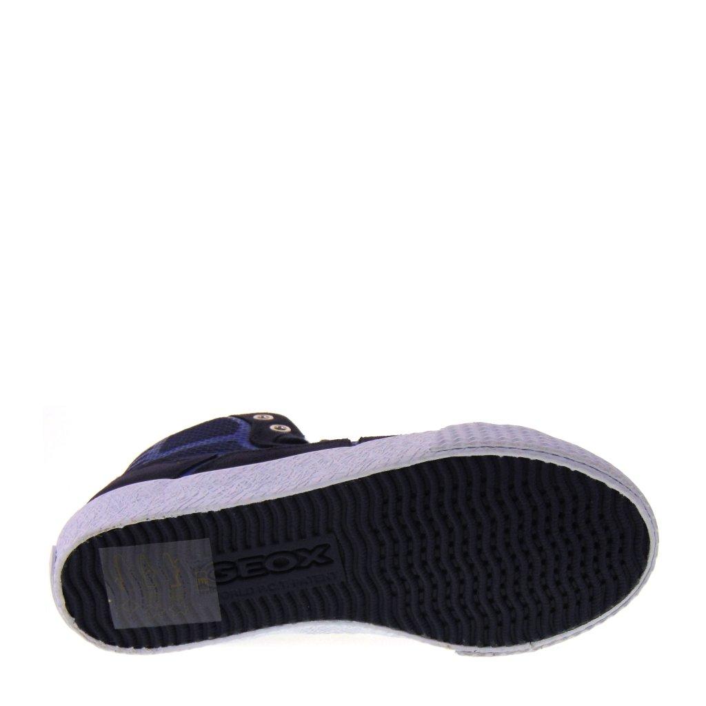 Sneakers Bambino GEOX Art. SMART B. J62A8C MESH+SUEDE Blu