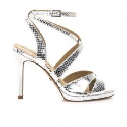 MARIAMARE 66711 C31165 Sandali Eleganti Donna Grigio Argento