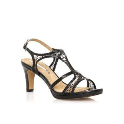 MARIAMARE 66715 C32694 Sandali eleganti Donna Tacco 70 Nero