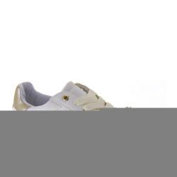 LOLWAY Sneakers Ragazza Platform ODETTE Bianco e Platino